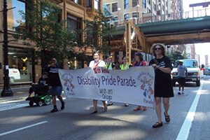 Chicago Disability Pride Parade