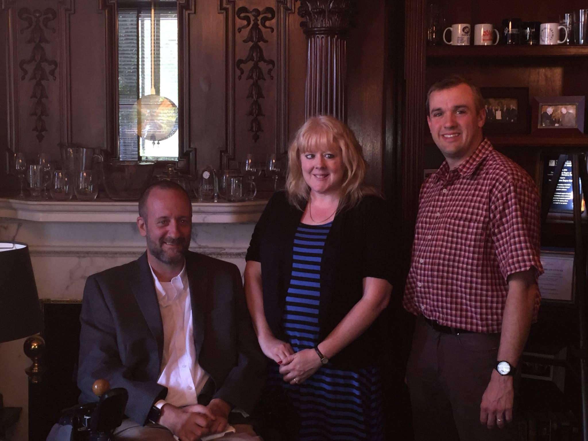 PARC meeting with Representative Bryan Cutler